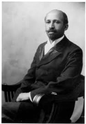 Birth of W.E.B. DuBois