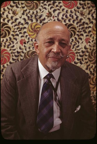 Death of W.E.B. DuBois