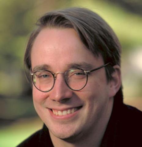 Nacimiento de Torvalds Linus