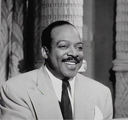 "William ""Count"" Basie Born"