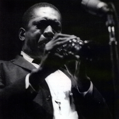 John Coltrane is Born