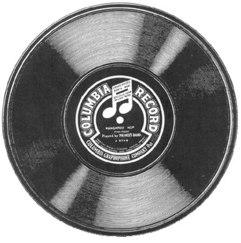 Double sided 78 rpm disc introduced