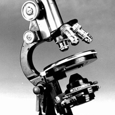 History of the Microscope timeline