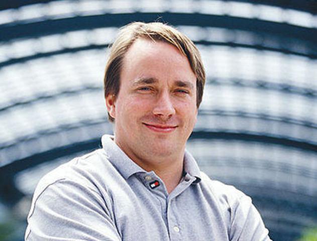 Nacimiento de Linus Torvalds