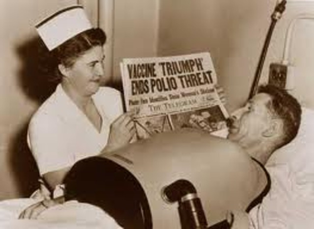 Vaccine for Polio
