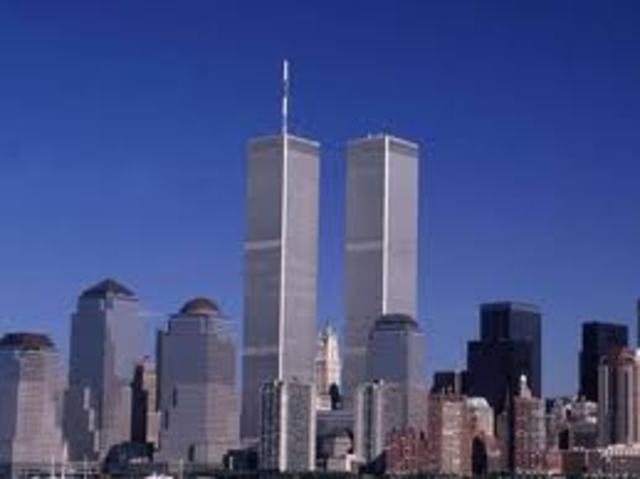 World Trade Center Completed