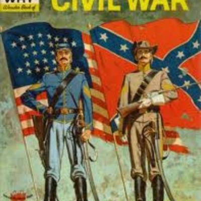 Cival war timeline