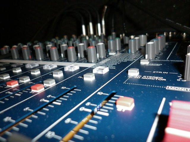 Grabaciòn del 1mer Demo de proyecto musical