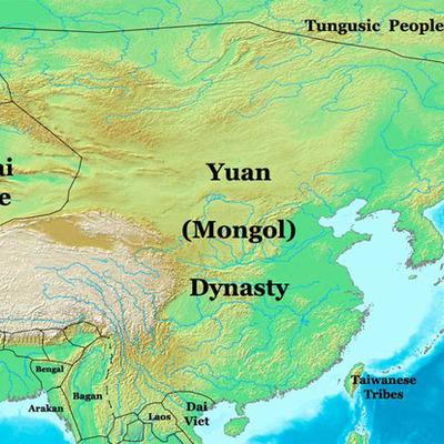 Yuan Dynasty timeline