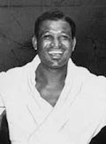 Suagar Ray Robinson
