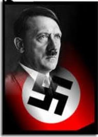 Hitler becomes chancellor of Germany.