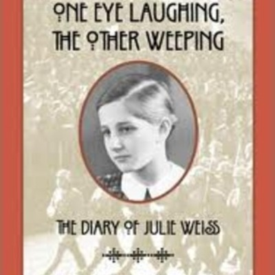 One eye laughing, the other weeping- a novel by Barry Denenberg timeline