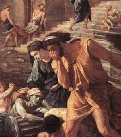 las epidemias de peste