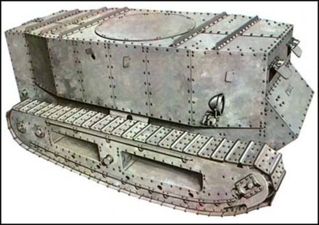 The Armored Tank