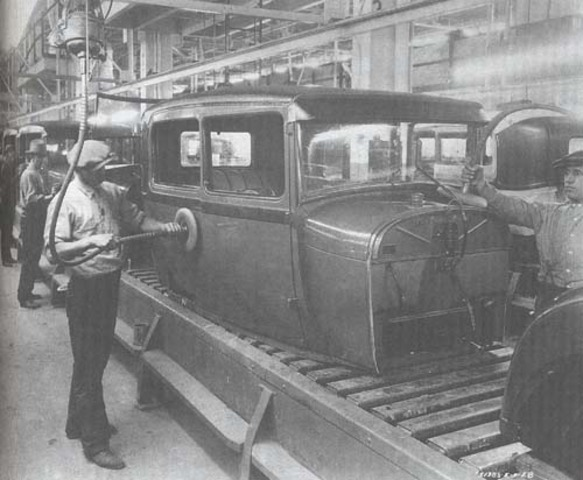 What Was The First Car Henry Ford Made