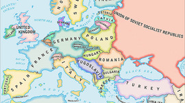 Nazaire - SupraNationalism and Devolution timeline