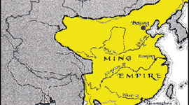 The Ming Dynasty Timeline