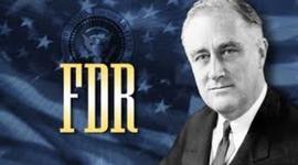 Franklin Delano Roosevelt timeline