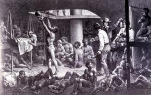 Slavery in the Atlantic