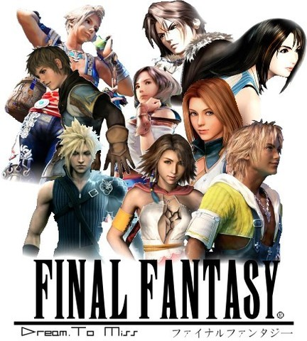 Most Influential and successful R.P.G. on the N.E.S.! Final Fantasy is introduced to the world!