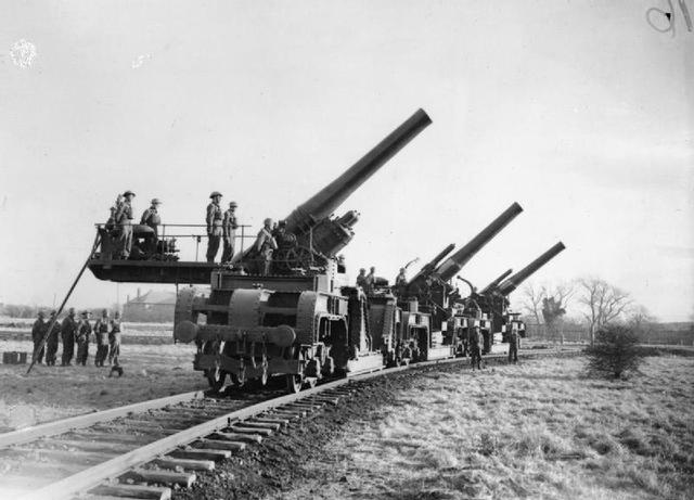 Railroad Guns