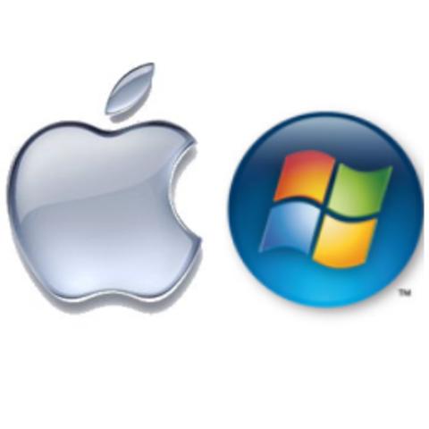 Fundacion de la empresa Microsoft y Apple