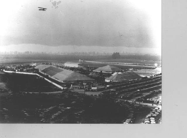 World War II Brings Halt to the Fair
