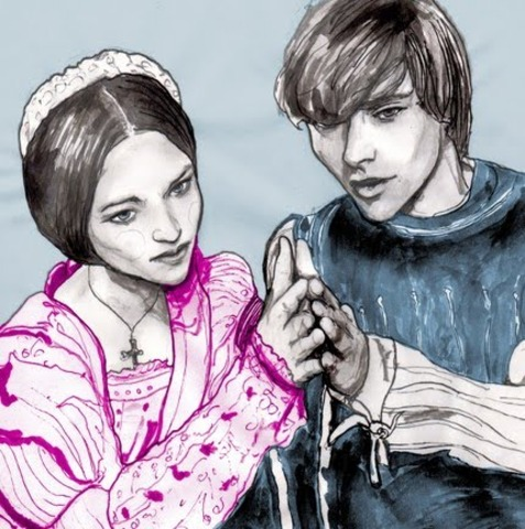 Romeo and Juliet timel...