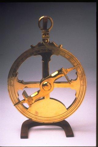 The Astrolabe Medeival Era Technology