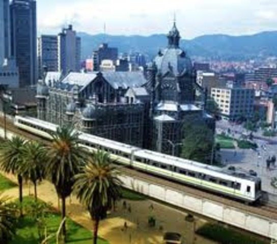 Travel to Medellin