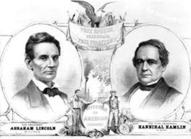 The Election of1860
