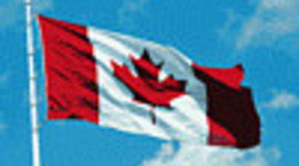 History of Canada timeline