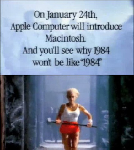 Superbowl Ads-The Macintosh