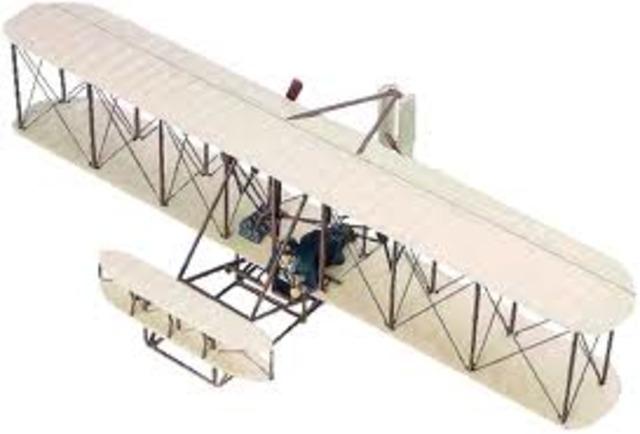 Famous Aviators timeli...