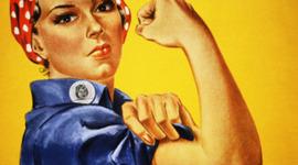Women in America During World War II timeline