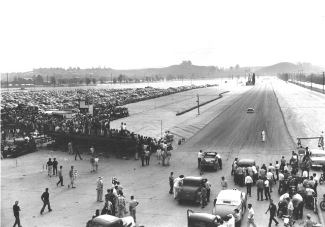 NHRA first Sanctioned Event