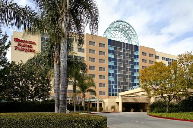 Sheraton Suites Fairplex Hotel Opens