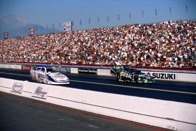 NHRA completes $4.5 Million Imporovements to Dragstrip