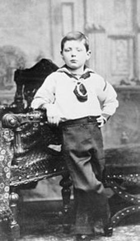 Winston Churchill's Birth