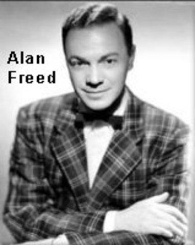 the First DJ- Alan Freed