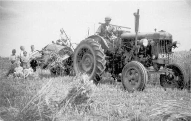Farming in the 1950s
