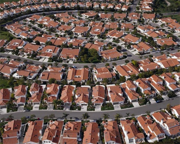 American exodus to the Suburbs