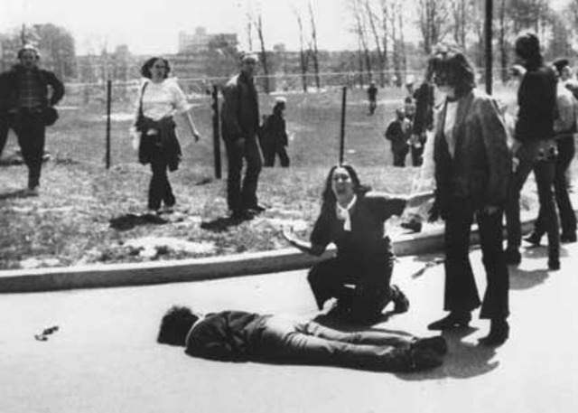 Student Movement Violence
