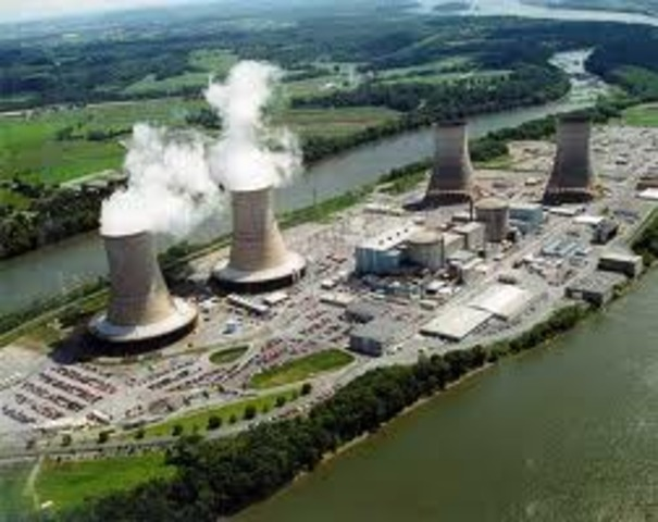 •	Nuclear Accident at Three Mile Island