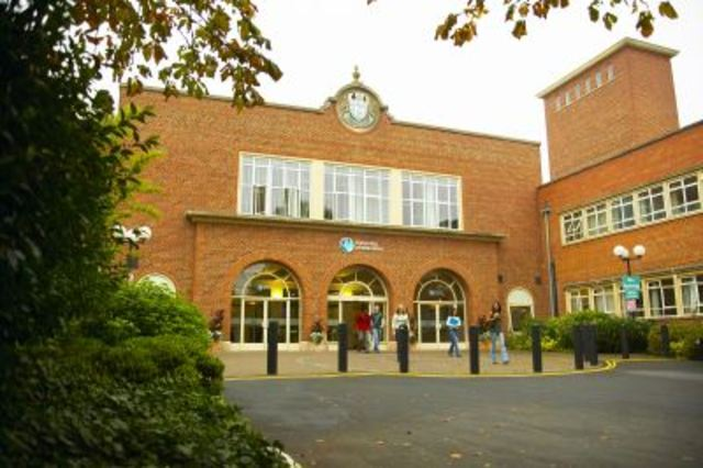 Started degree at University of Worcester