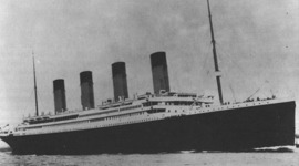 The History of the Titanic timeline