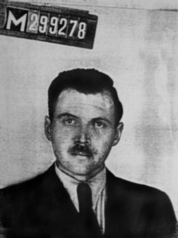 Mengele in South America