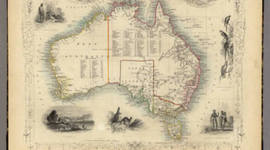 A brief look at Australian History timeline