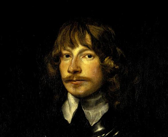 Montrose hanged in Edinburgh