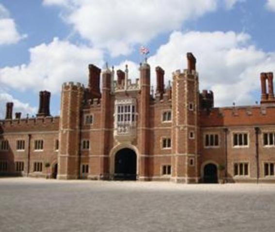The king escapes from Hampton Court